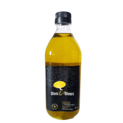 HUILE D'OLIVE VIERGE EXTRA - 1 L -OLIVE & OLIVIERS