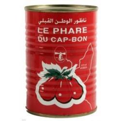 CONCENTRE DE TOMATE - Unité 1/2 - LE PHARE DU CAP-BON