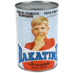 PATE D'ARACHIDE 1/2 - Unité 425G - DAKATINE