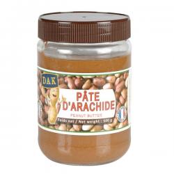 PATE D'ARACHIDE DAK en pot -Unité 500g-DAKATINE