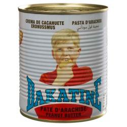 PATE D'ARACHIDE 4/4 - Unité 850 g - DAKATINE