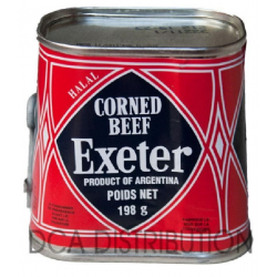 CORNED BEEF - Unité 198G - EXETER