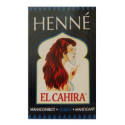 HENNE EL CAHIRA (color acajou) - Unité 9OG - HENNEDROG