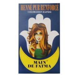 HENNE MAIN DE FATMA (color cuivre) - Unité 9OG - HENNEDROG
