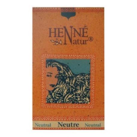 HENNE NEUTRE (non colorant) - Unité 9OG - HENNEDROG