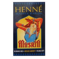 HENNE MASRIA (color rouge ardent) - Unité 9OG - HENNEDROG