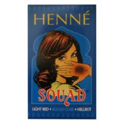 HENNE SOUAD (color rouge clair) - Unité 9OG - HENNEDROG