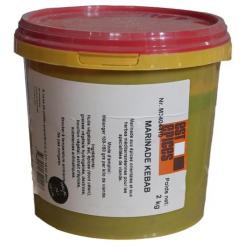 MARINADE KEBAB - Seau de 2 kg -BARCO