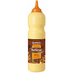 SAUCE BARBECUE-Unité 500ml-Nawhal's