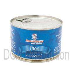THON ENTIER NATUREL-Unité 1/2-Pompon rouge