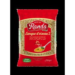 LANGUE D'OISEAU N°2-Unité 500g-RANDA